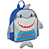 Best Sidekick Backpacks With Embroidered - Personalized Stephen Joseph Shark Mini Sidekick Backpack Review