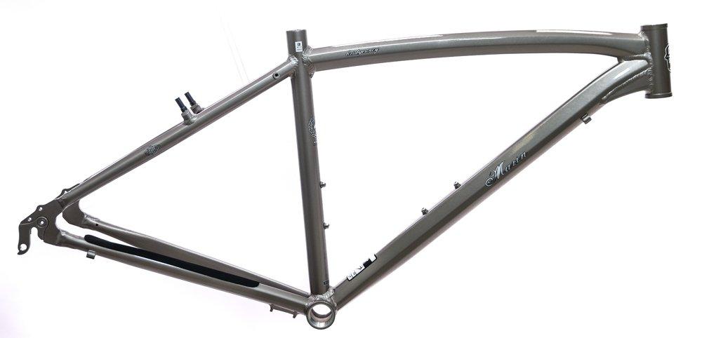 19'' Marin Bridgeway 700c Aluminum Comfort / Hybrid Bike Frame Brown Sand NEW