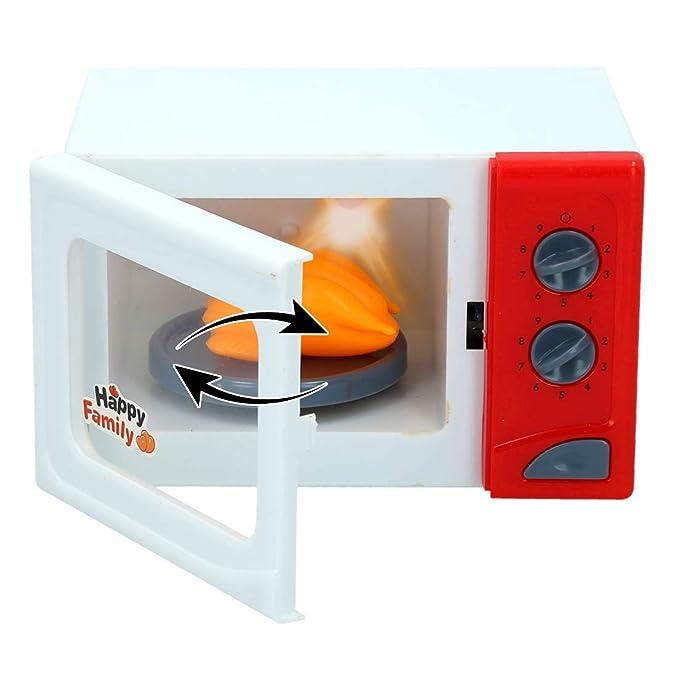 Color Baby- Microondas luz y Sonido (CB 44837): Amazon.es ...