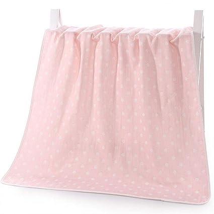 Toalla de baño Tela de baño de algodón ultra absorbente Ligera Seca rápida Bata de baño