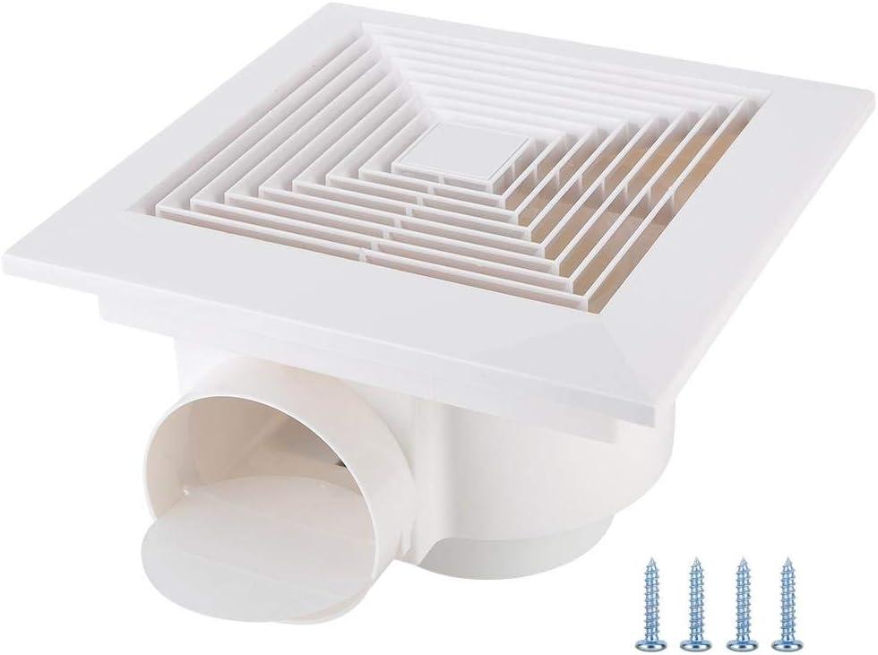 220 V Extractor Hogar Cocina Inodoro Techo Ventilación Silencio ...