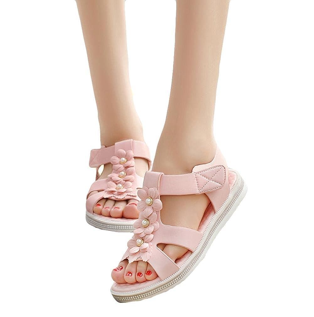 4660f7b8f Amazon.com  WOCACHI Women Shoes Summer Bohemia Slippers Flat Beach Sandals   Clothing