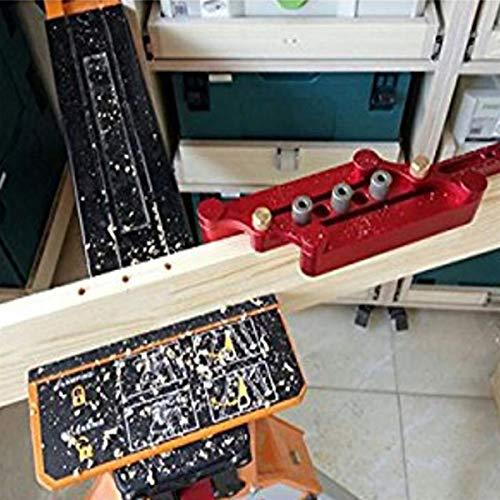 ASOSMOS Holzbearbeitungs-Zentrierdübelvorrichtung für metrische Dübel 6 8 8 8   10mm Präzise Bohrwerkzeuge B07NDCY8F4   Gewinnen Sie das Lob der Kunden  f7c9a2