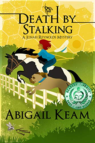 Death By Stalking: A Josiah Reynolds Mystery 12 (A humorous cozy with quirky characters and Southern angst)