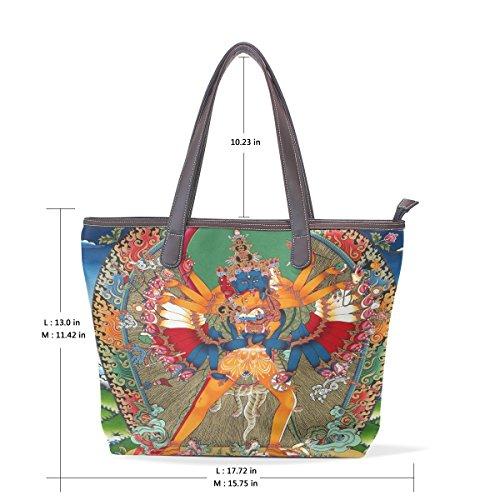 Buddhist Monk Bag Pattern - 6