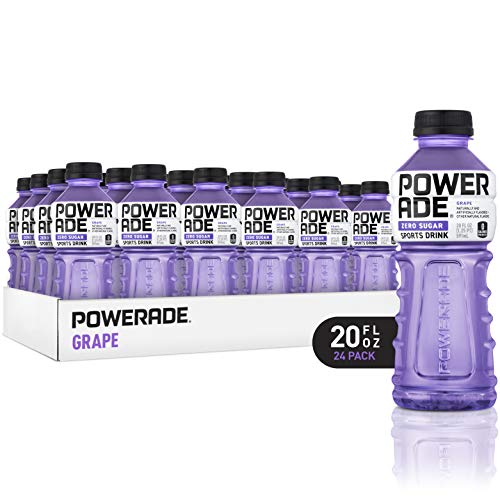 Top 10 Best Powerade Zero Flavors
