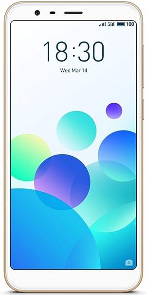 MEIZU M8C Dorado MÓVIL 4G Dual SIM 5.45 IPS HD+/4CORE/16GB/2GB ...