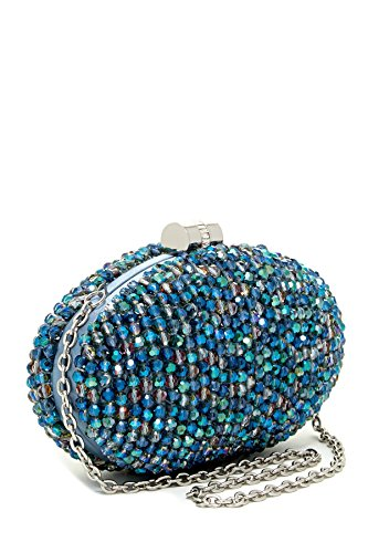 sondra-roberts-iridescent-blue-glass-beaded-minaudiere-evening-bag