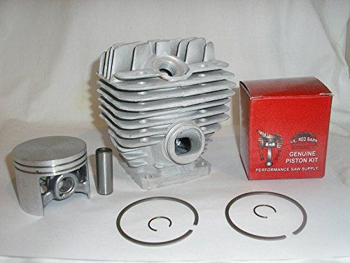 020 Piston Kit - Stihl 044 Cylinder & Piston Kit 50mm Kit, 10mm Piston Pin Replaces 1128 020 1201