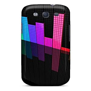 Hot Fashion DurUmqC1375tlHub Design Case Cover For Galaxy S3 Protective Case (equalizer)
