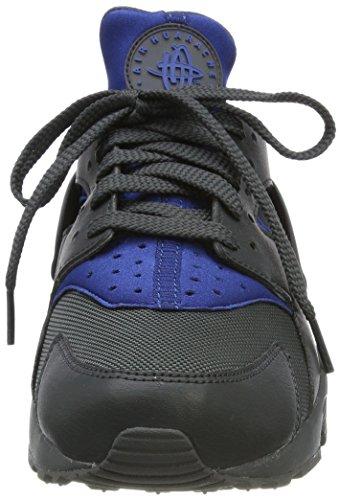 Nike Herren Air Huarache Sneaker Blau (Gym Blue/gym Blue/dark Obsidian)