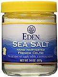 Eden Foods Fine Grind French Celtic Sea Salt -- 14 oz