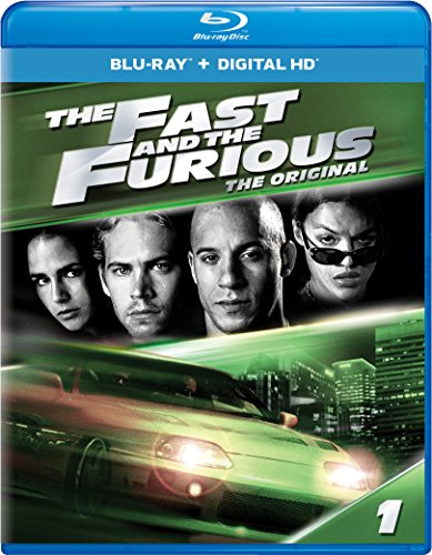 Blu-ray : The Fast and the Furious (Digitally Mastered in HD)