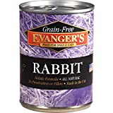 Evanger's Grain-Free Single Protein Game Meats for