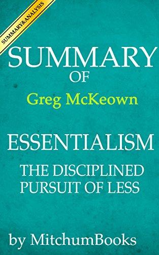 Essentialism download free ebook