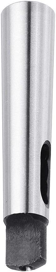 KXA MT1 to MT2 Morse Taper Reduction Adapter Drill Sleeve Tool Holder for Lathe Milling Metal Lathes