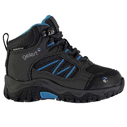 Gelert Ninos Horizon Mid Impermeable Infantiles Botas Caminar Trekking Zapatos