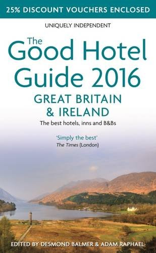 Good Hotel Guides 2016 Great Britain and Ireland...