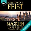 Magicien : L'Apprenti (La Guerre de la Faille 1) Audiobook by Raymond E. Feist Narrated by Arnauld Le Ridant
