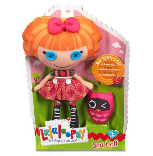 MGA Lalaloopsy Soft Doll – Bea Spells a Lot, Baby & Kids Zone