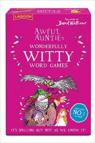 Awful Auntie S Wonderfully Witty Word Amazon Fr Livres