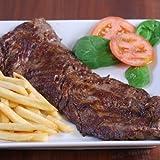 Australian Wagyu Beef Inside Skirt Steaks, Peeled, MS3 - 2 skirts, 2.5 lbs ea