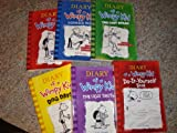 img - for Diary of a Wimpy Kid books 1-5 + Do-It-Yourself Book book / textbook / text book