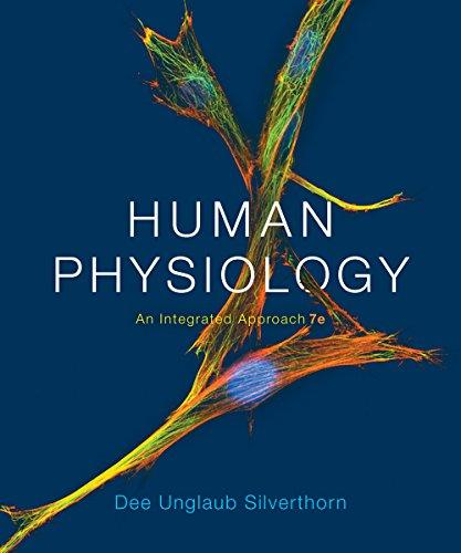 Human Physiology: An Integrated Approach (7th Edition) Pdf