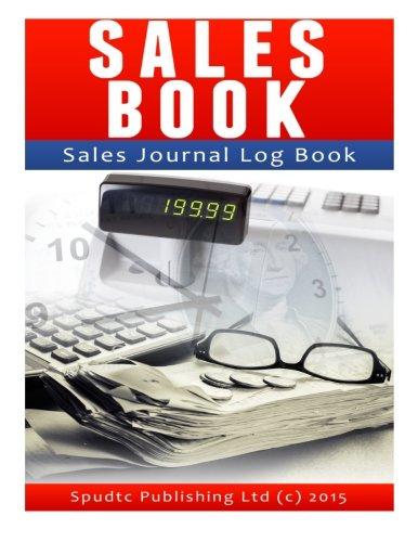 Sales Book: Sales Journal Log Book pdf