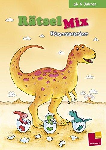 Rätsel-Mix Dinosaurier