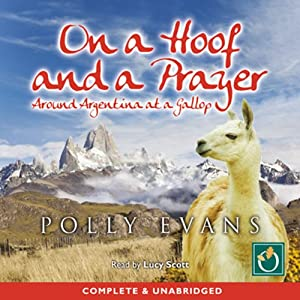 On a Hoof and a Prayer Audiobook