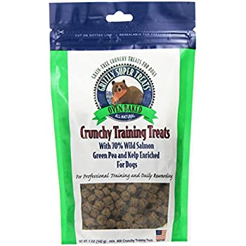 Amazon.com : Grizzly Pet Products Crunchy Training Treats