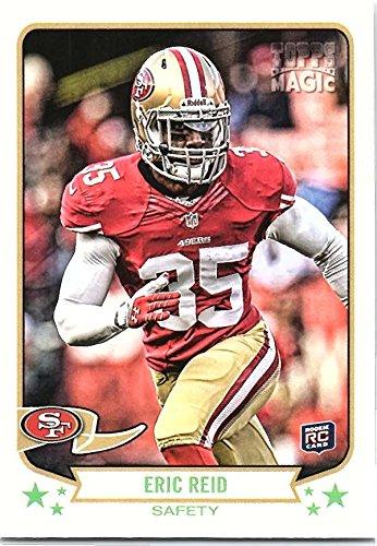 Football NFL 2013 Topps Magic #48 Eric Reid #48 NM+ RC Rookie 49ers