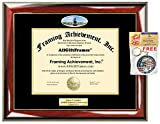 Diploma Frame Troy University Troy State Graduation Gift Idea Engraved Picture Frames Engraving Degree Certificate Holder Graduate Him Her Nursing Business Engineering Education School
