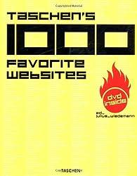 Taschen's 1000 Favourite Websites (anglais - français - allemand) (1 livre + 1 DVD)
