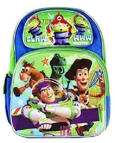 Mochila–Disney–Toy Story de amigos grande Schoo bolsa nueva 639334