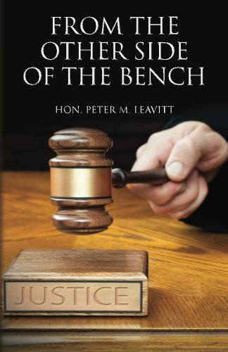 From the Other Side of the Bench pdf