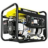 DuroStar DS1500 1500-Watt 2.5-Hp Air Cooled Gas Powered Portable Generator