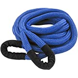 """DitchPig 447521 Kinetic Energy Vehicle Recovery Double Nylon Braided Rope, 7/8"""" x 20'"""
