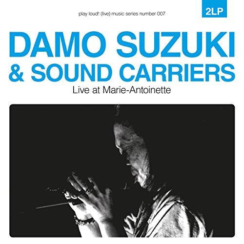 DAMO & SOUND CARRIERS SUZUKI - Live at Marie-Antoinette