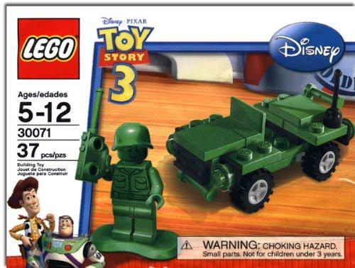 LEGO Story Minifigure 30071 pieces