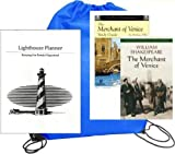 Progeny Press Study Guide SET for Merchant of Venice--INCLUDES BOOK