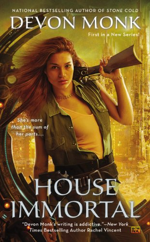 House Immortal (A House Immortal Novel Book 1) cover