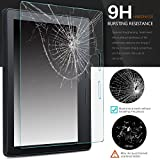 "huapin All-New Kindle Oasis E-Reader - 7"" High Tempered-Glass Screen Protector,Scratch-Resistant No-Bubble Easy Installation for All-New Kindle Oasis E-Reader 7 Inch 2017 Release"