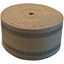 Firefly Craft Jute Webbing, 3 1/2 Inches Wide