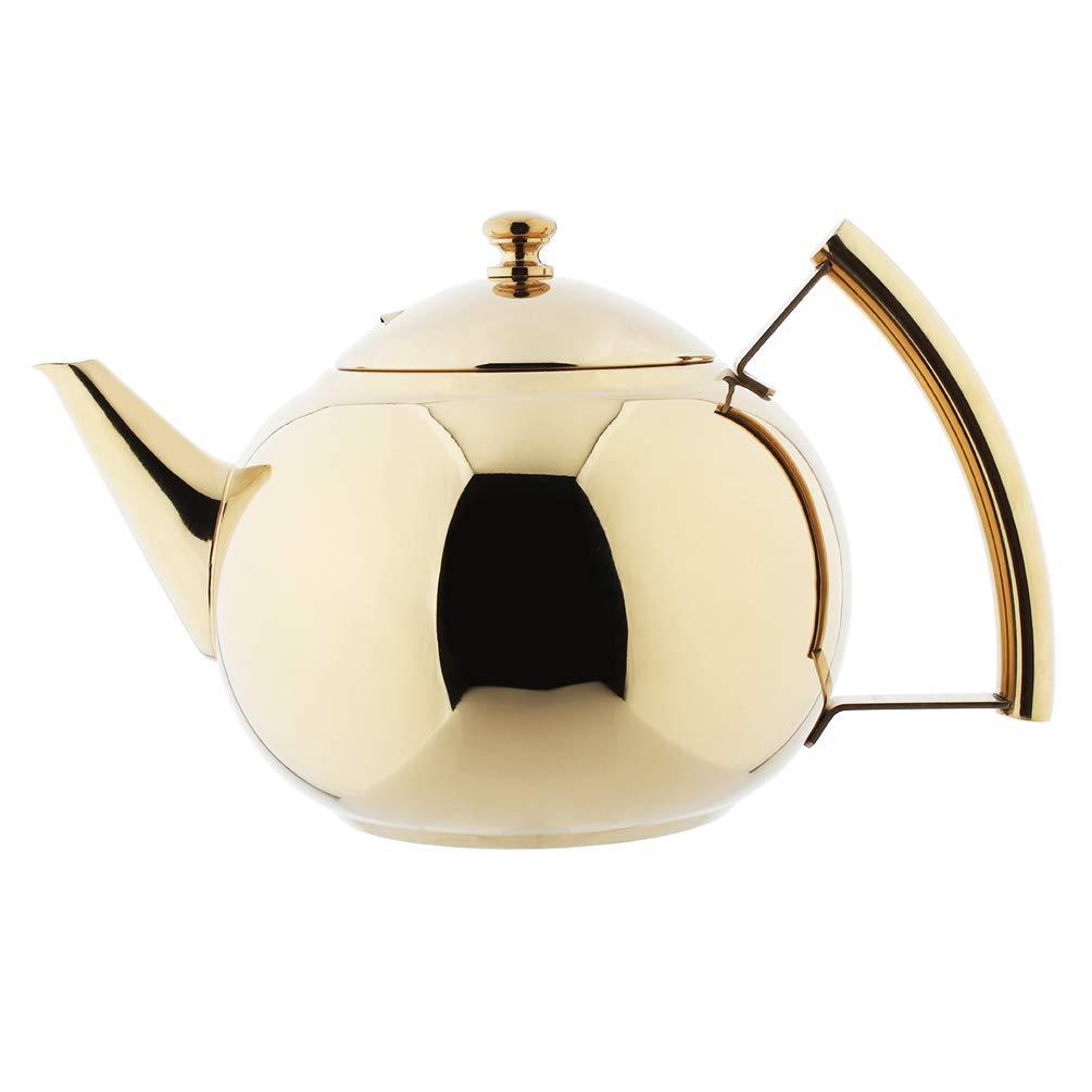 Amazon.com: OMGard - Tetera con infusor de té suelto con ...