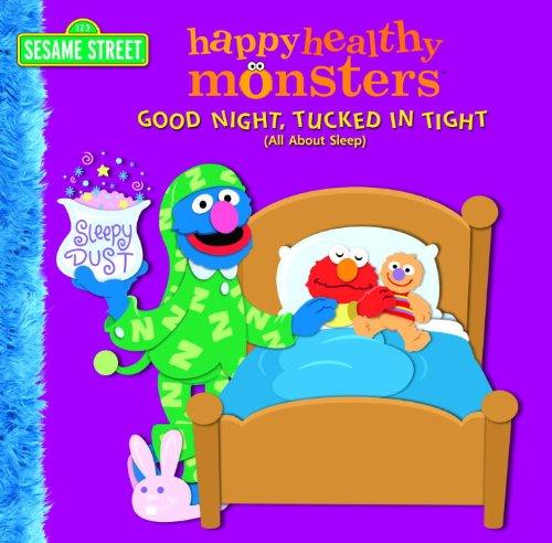 Tucked Sesame Street Healthy Monsters ebook product image