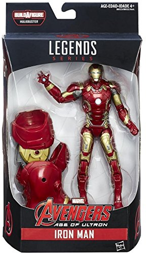 Marvel Legends Series Iron Man 6 inch Exclusive Action Figure