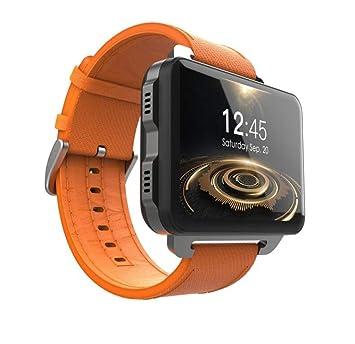Love Life Reloj Inteligente para Hombres Y Mujeres, Soporte para Tarjeta SIM GPS MP4 Bluetooth