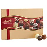 #5: Lindt LINDOR Assorted Chocolate Gourmet Truffles, Gift Box, Kosher, 7.3 Ounce